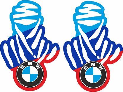 Picture of BMW GS Dakar  Decals / Stickers