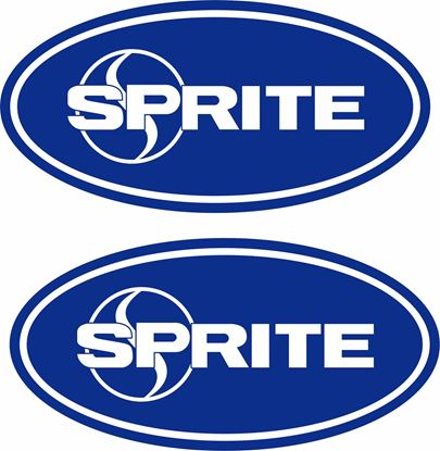 "Picture of Swift ""Sprite""  Decals  / Stickers"