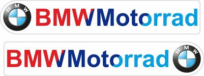 Picture of BMW Motorrad Decals / Stickers
