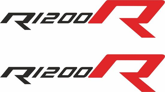 Picture of BMW R 1200R Decals / Stickers