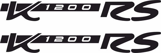 Picture of BMW K 1200RS  Decals / Stickers