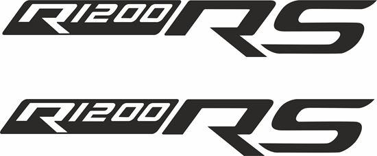 Picture of BMW R 1200RS  Decals / Stickers