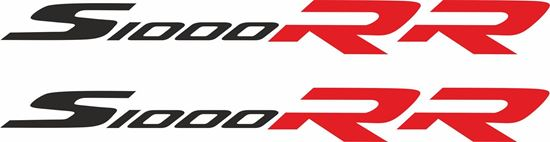 Picture of BMW R 1000RR Decals / Stickers