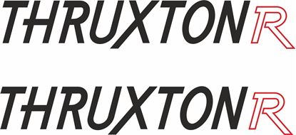 "Picture of Triumph ""Thruxton R""  Decals / Stickers -"