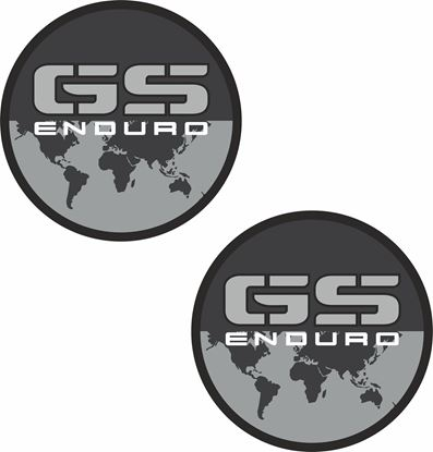 Picture of BMW GS Enduro  Decals / Sticker