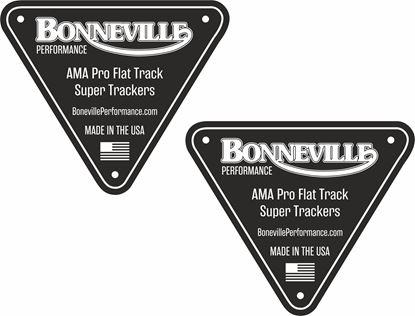Picture of Triumph Bonneville Performance Decals / Stickers