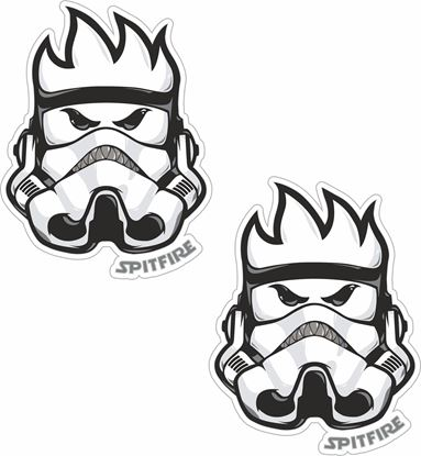 Picture of Spitfire Storm Trooper general panel  Decals / Stickers