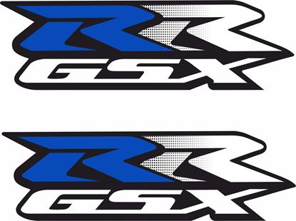 Picture of GSX-RR Decals / Stickers