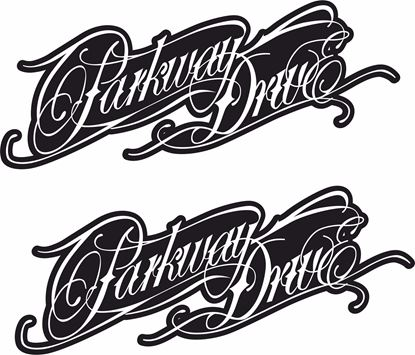 Picture of Parkway Drive Decals / Stickers
