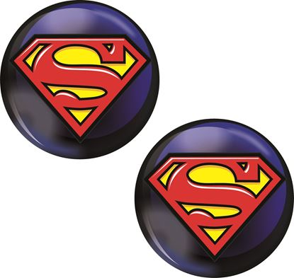 Picture of Superman general panel  Decals / Stickers