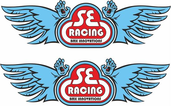 Picture of SE racing BMX Innovations Decals / Stickers