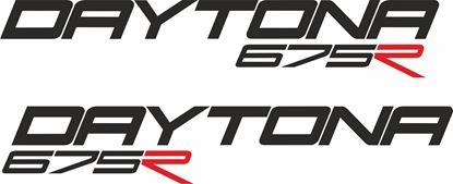 Picture of Triumph Daytona 675R  Decals / Stickers
