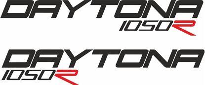 Picture of Triumph Daytona 1050R  Decals / Stickers