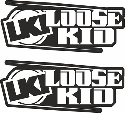 "Picture of ""Loose Kids""Decals / Stickers"