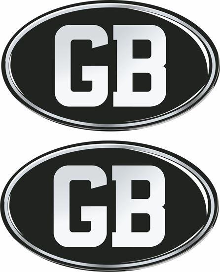 Picture of GB Decals / Stickers