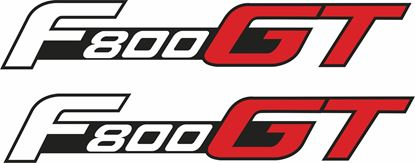 Picture of BMW F 800GT  Decals / Stickers