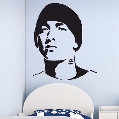 "Picture of ""Eminem""  Wall Art sticker"
