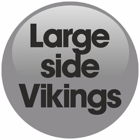 Picture for category Volvo large side Viking Stickers
