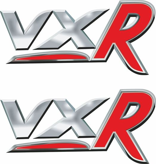 "Picture of Vauxhal  ""VXR""Decals / Stickers"