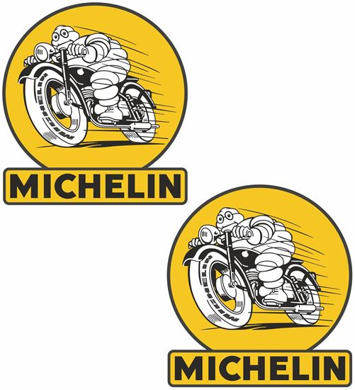 Picture of Michelin general panel Decals / Stickers
