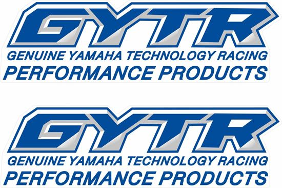 Picture of Yamaha GYTR Decals / Stickers