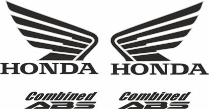 Picture of Honda ST1100  replacement  Decals / Stickers