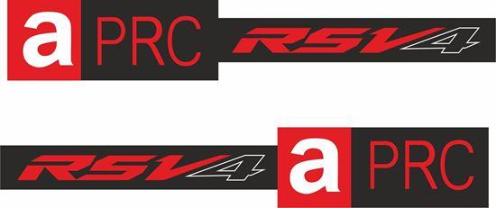 Picture of Aprilia PRC RSV4 Decals / Stickers