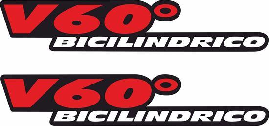 Picture of Aprilia RSV Mille R /988 V60 Bicilindrico Decals / Stickers