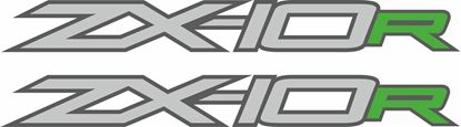 Picture of Kawasaki ZX-10R Decals / Stickers