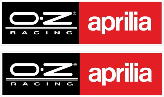 Picture of Aprilia OZ Racing Decals / Stickers