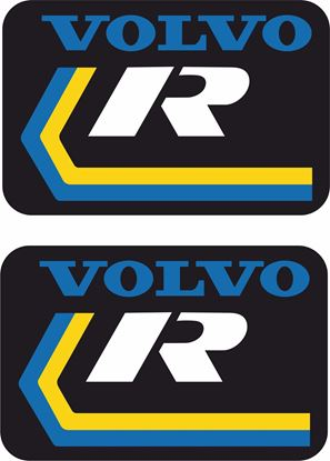 Picture of Volvo R Decals / Stickers