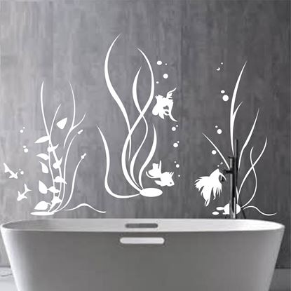 Picture of Corel Wall Art sticker