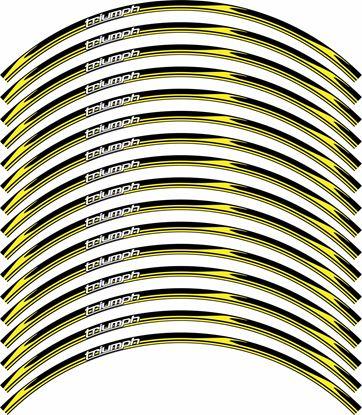 Picture of Triumph Wheel rim Decals / Stickers kit