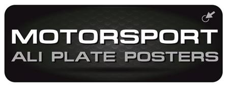 Picture for category Motorsport  Aluminium Plate Posters