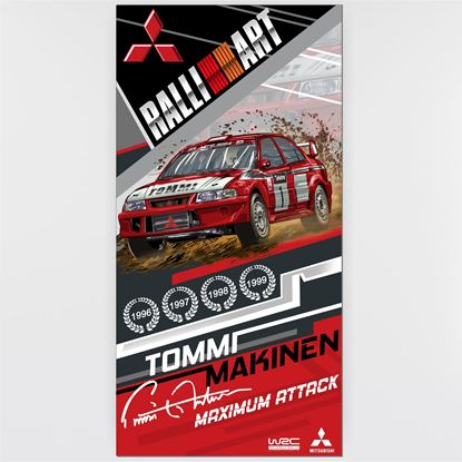 Picture of Tommi Makinen