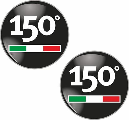 Picture of Fiat 150° Anniversary  Stickers / Decals