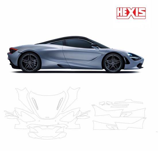 Picture of McLaren 720S Carbon Fibre Package 2017 Pre Cut PPF Front & Side kit