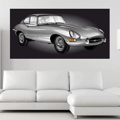 Picture of Jaguar E-Type