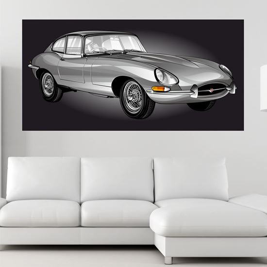 Picture of Jaguar E-Type