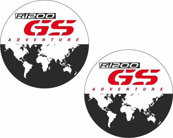 Picture of BMW R 1200GS Adventure Decals / Stickers