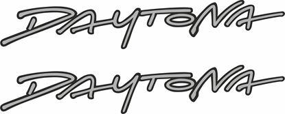 Picture of Triumph Daytona Decals / Stickers