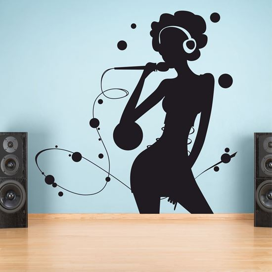 "Picture of ""Motown""  Wall Art sticker"