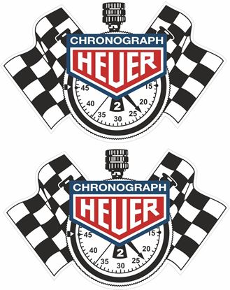 Picture of Tag Heuer Decals / Stickers