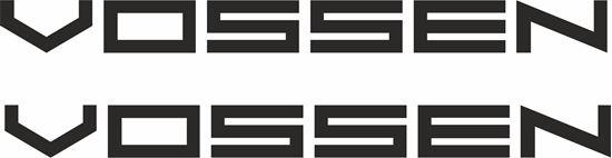 "Picture of ""Vossen"" Decals / Stickers"