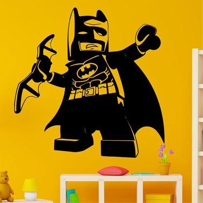 Picture of Batman Lego  Wall Art sticker