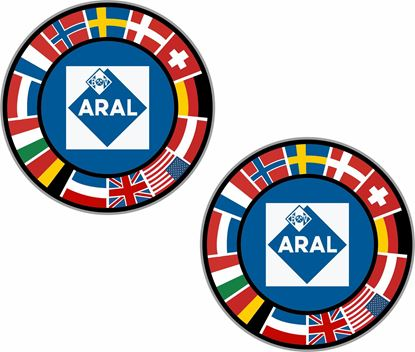 Picture of Aral Decals /  Stickers