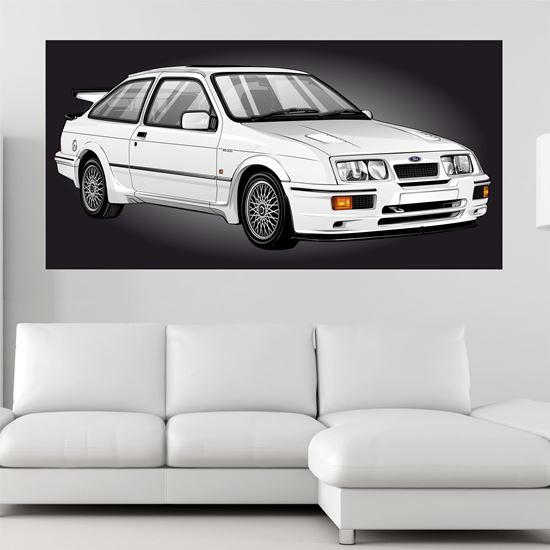 Picture of Ford Sierra RS500