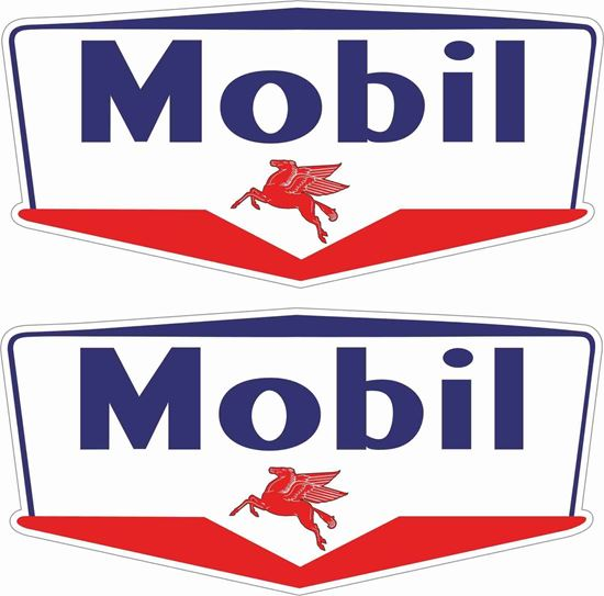 Picture of Mobil Decals / Stickers