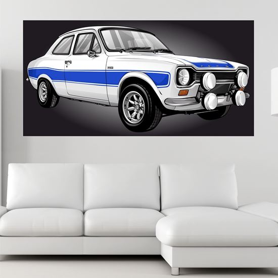 Picture of Ford Escort MK1 RS2000