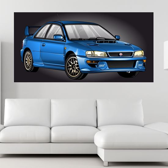 Picture of Subaru Impreza RB22